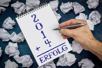 2014 wird ein Erfolg!