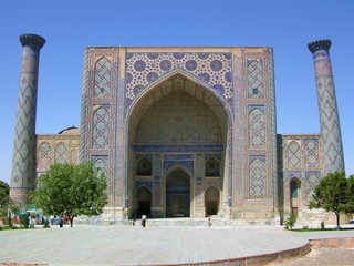 Ancient Samarkanda