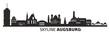 Skyline Augsburg - 60196880