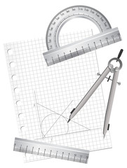 Technical Drawing Equipments