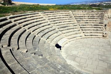 Roman amphitheatre, Paphos