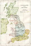 Dark Age Britain map