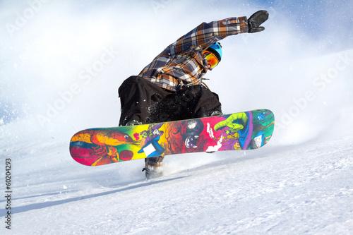 snowboard evolution Poster