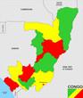 congo republic map