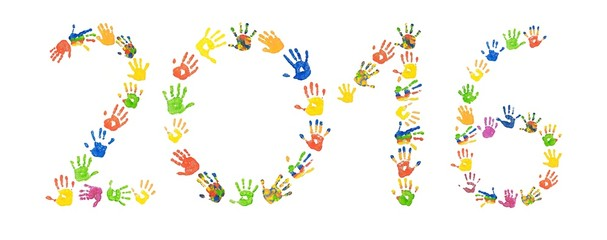 2016 aus Kinderhänden