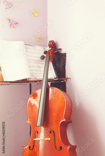 Learning Cello