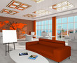 Сompany office 3d