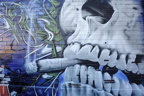 Graffiti 3 © Guy Pracros