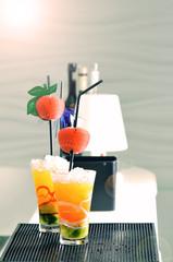 wassermelonen-softdrink