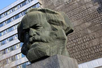 Chemnitz - Karl Marx, Nischel