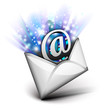 Email radiating