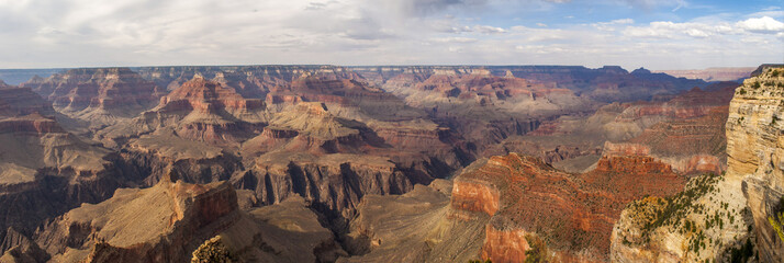 Grand Canyon Arizona Panorama