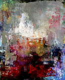 Fototapety malerei texturen abstrakt