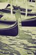 Vintage sepia Venice Venezia