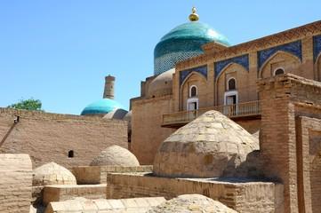 Medrese, Koranschule, Buchara, Usbekistan