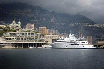 Monte Carlo,Monaco,superyacht