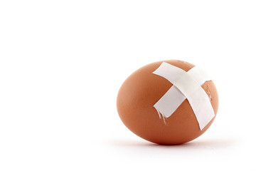 Cured egg