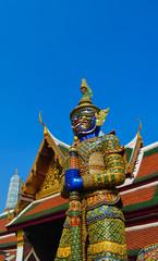 wat Phra Kaeo Grand Palace - Statue