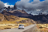Road to Mount Fitz Roy, Patagonia, Argentina
