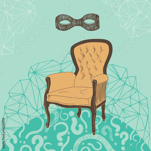 Armchair for the Mysterious Person