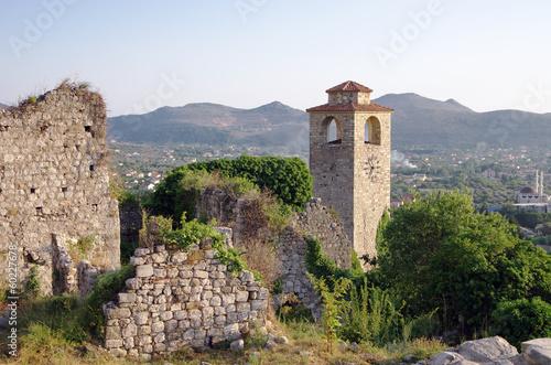 Stari Bar Clock Tower, Montenegro