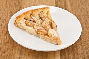 servings of apple pie
