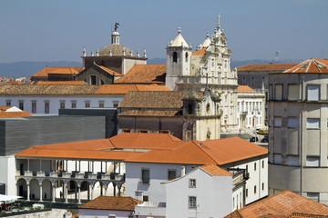 University Hill of Coimbra