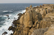 Unusual Cliffs of Peniche Peninsula