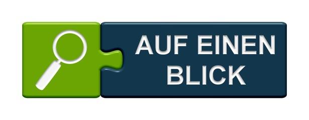 Puzzle-Button grün blau: Auf einen Blick