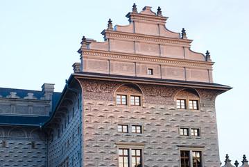 Schwarzenberg Palace, Prague