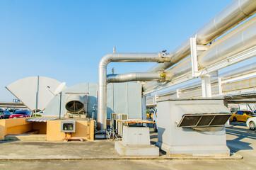 Outdoor ventilation system