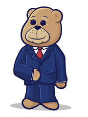 Business Bear