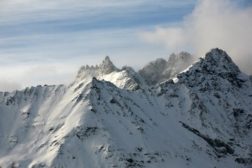 Alpi della VAltournenche