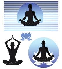 Yoga Zeichen