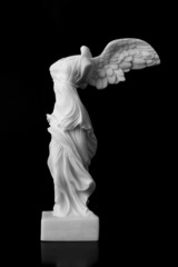 The Victory of Samothrace is a marble sculpture of an unknown ar