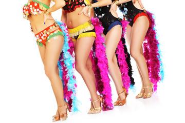 Samba legs