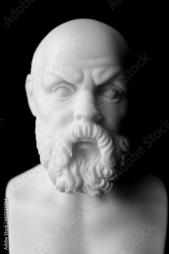 Socrates lived in Athens (470 BC - 399 BC) was a Greek Athenian