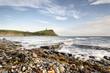 Kimmeridge Bay on the Jurassic Coast of Dorset