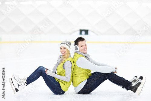 Ice couple