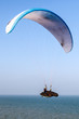 Paraglider photo.