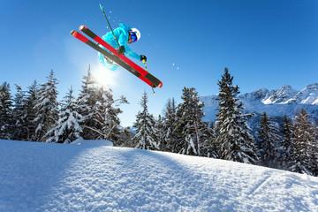 ski - freestyle