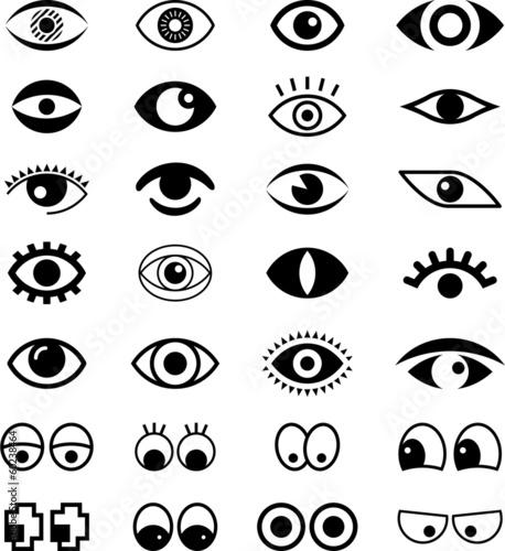 Fototapeta Eyes