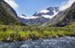 Neuseeland, Milford sound, Südinsel