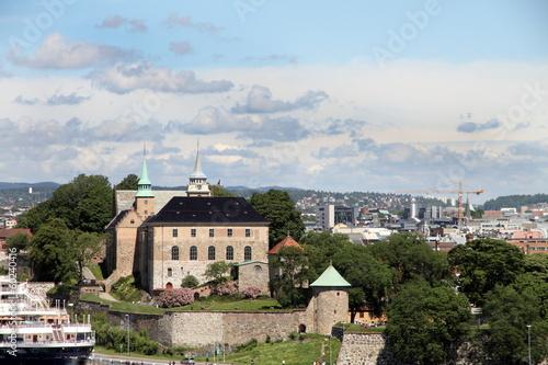 harbour, Oslo. Norway, Scandinavia, Europe