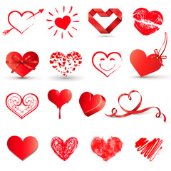 Herzmotive - Set