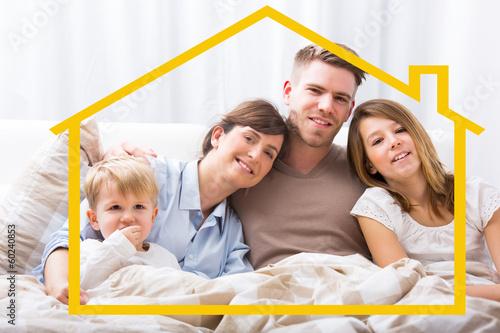 zu hause familie