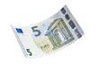 5 euro banknote