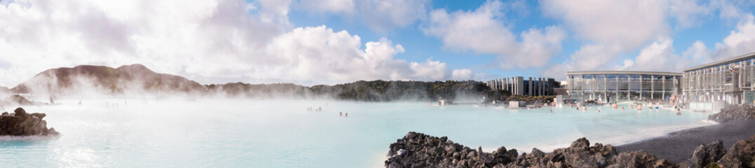 Blue Lagoon - the famous Icelandic spa centre, Iceland