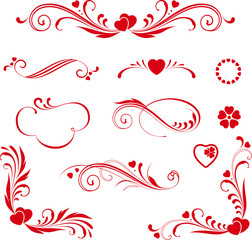 heart_scroll_set