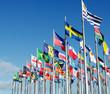 Internationale Staatsflaggen